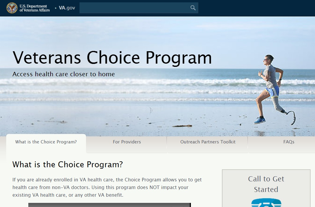 Veterans Choice Program