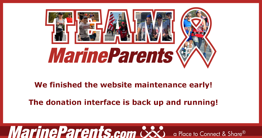 TMP Maintenance