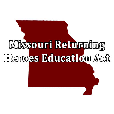 Missouri Returning Heroes Education Act